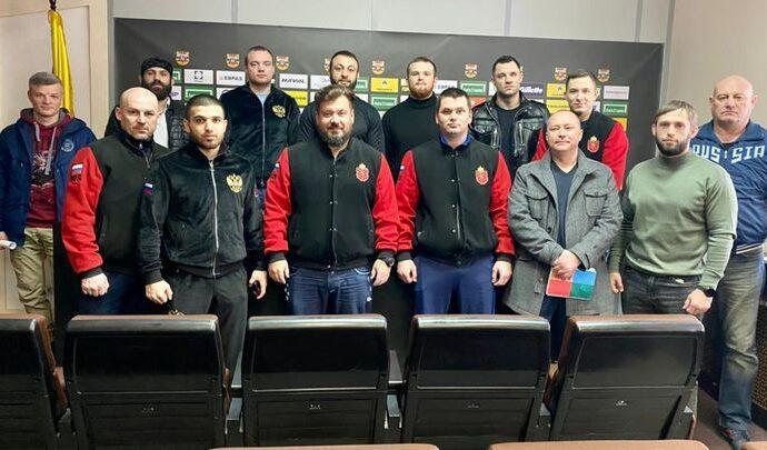 Тульские бойцы ММА готовятся к всероссийским турнирам