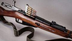 130 лет назад была принята на вооружение винтовка Мосина