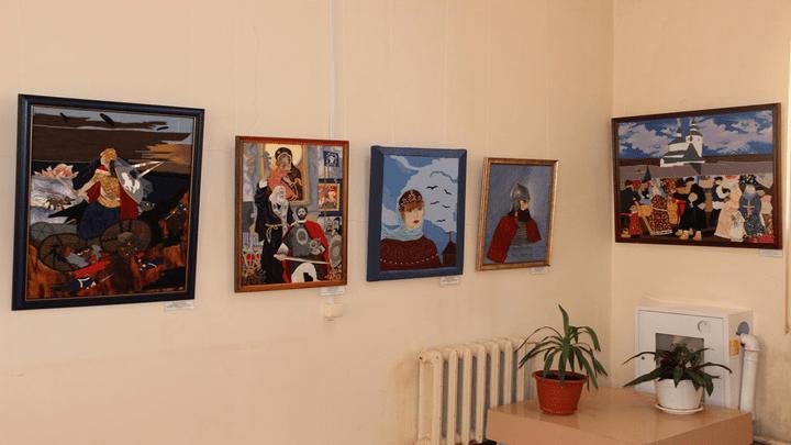 Взглянуть на «Родную землю» глазами тульских художников предлагают алексинские музейщики