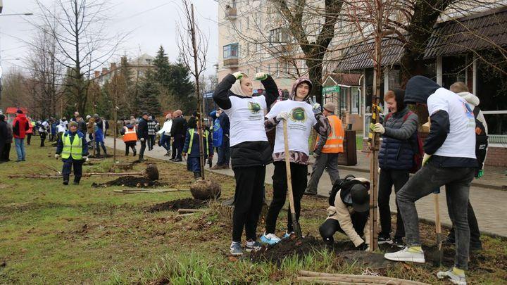 Активисты призвали Новомосковск «дышать»