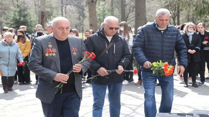 35 лет тому назад: в Новомосковске вспомнили ликвидаторов аварии на ЧАЭС