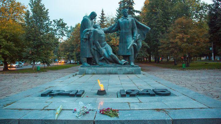 В Новомосковске приведут в порядок воинские захоронения