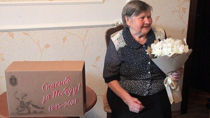 Ветераны в Тульской области получат 11 тысяч продуктовых наборов ко Дню Победы