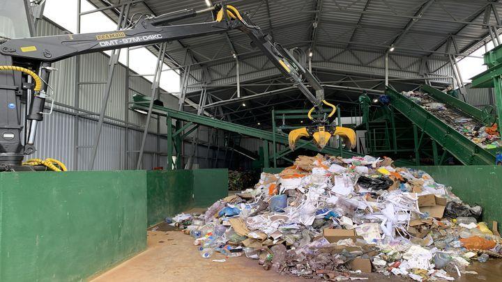 В Туле на мусорном полигоне создают экотехнопарк