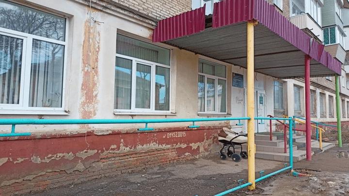 В Щекино отремонтируют детскую поликлинику