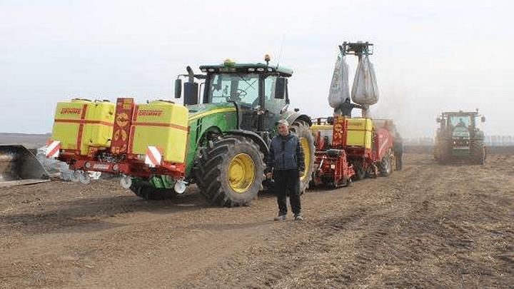 Весенние полевые работы начались во всех хозяйствах региона