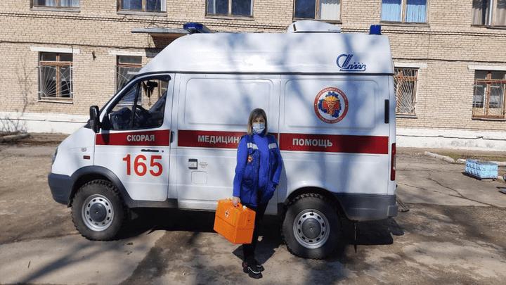 В Славном появился остановочный пункт скорой помощи