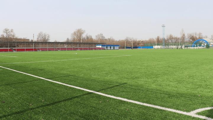 В Донском ещё раз отремонтируют стадион имени Молодцова