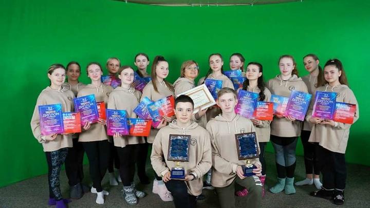 Богородицкие танцоры стали победителями международного конкурса хореографического искусства «Танцемания»