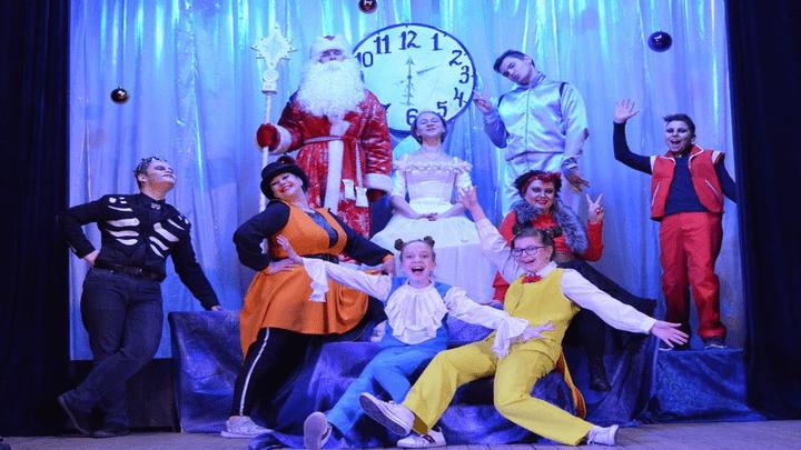 Народный театр из Новомосковска отмечает юбилей