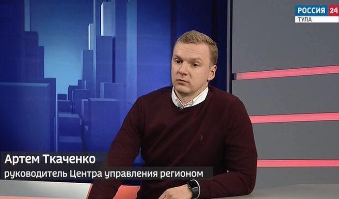 Интервью. Артём Ткаченко