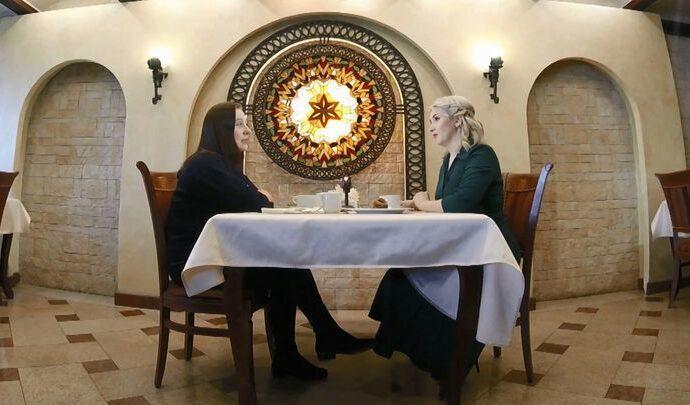 Встречи в «Гостином»: Екатерина Толстая