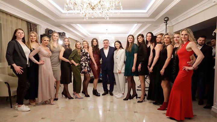 Алексей Дюмин поздравил «Тулицу» с завершением сезона