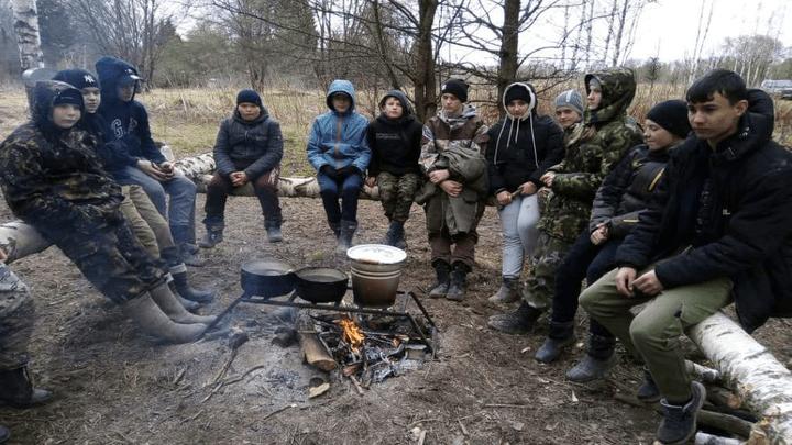 На новую вахту в Тульской области заступили бойцы поисковых отрядов