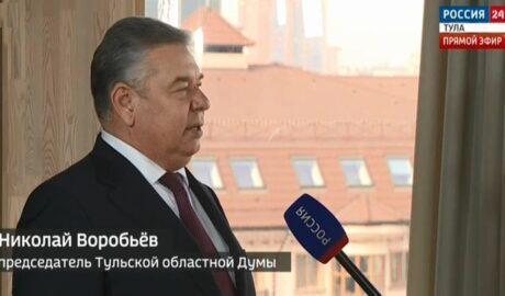 Послание губернатора. Николай Воробьёв. 14.04.2021