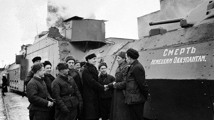 На станции Жданка расскажут о подвиге железнодорожников в годы войны
