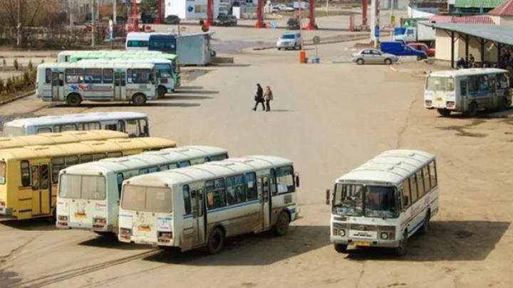 Зареченская автостанция выставлена на продажу почти за 50 млн. рублей