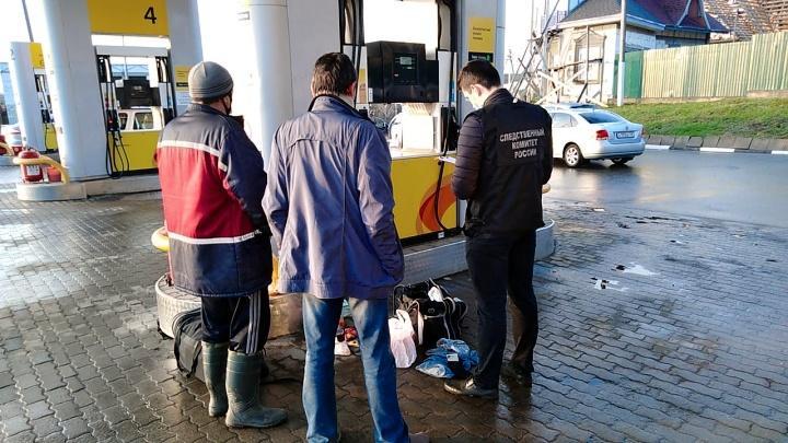 На автозаправке в Плавске один орловчанин зарезал другого