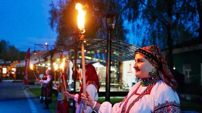 В Тульской области прошла «Ночь музеев»