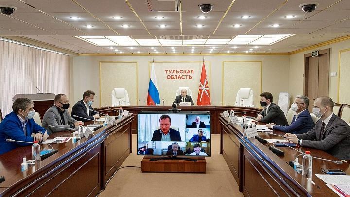 Наблюдательный совет особой экономической зоны «Узловая»