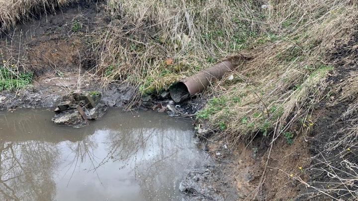 В Новомосковске удалось избежать экологической катастрофы