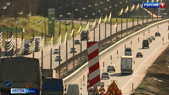 В районе Слободки начались работы по расширению участка трассы «Крым»