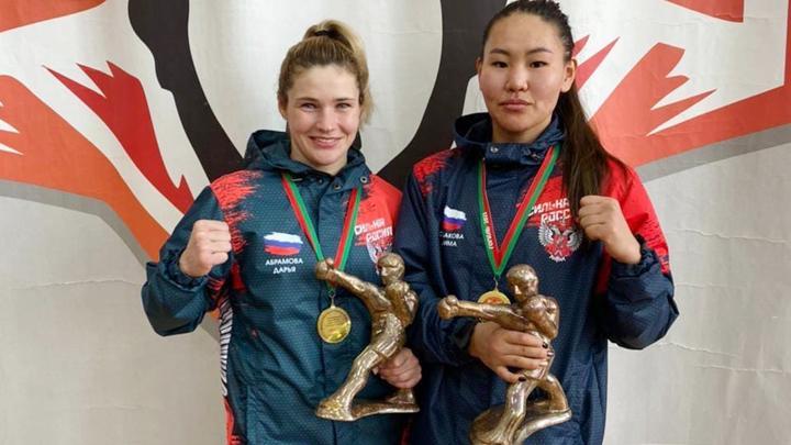 Дарья Абрамова выиграла международный турнир по боксу в Гомеле