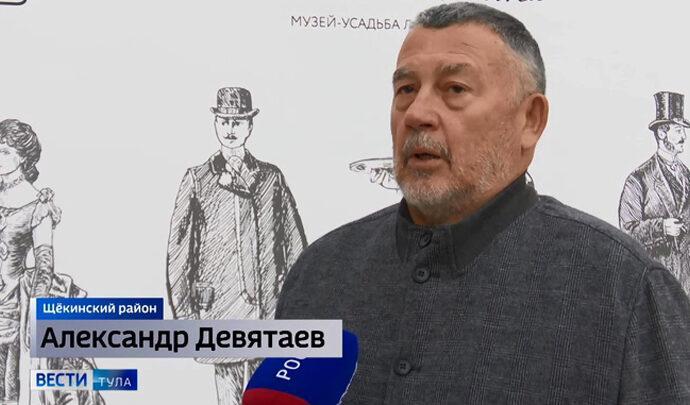 Александр Девятаев: я следил, чтобы в фильме не было отсебятины