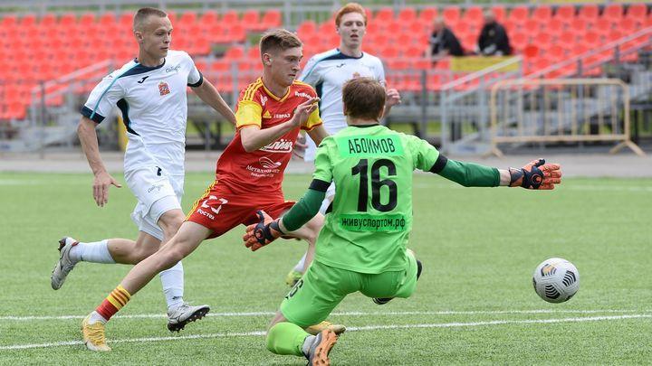 Молодёжка «Арсенала» разгромила соперников из Егорьевска с рекордным счётом