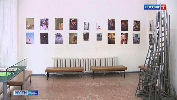 В тульском выставочном зале открылась «Молодежная выставка фотографии»