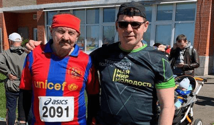 Пенсионер из Кимовска пробежал более 10 километров по лесу
