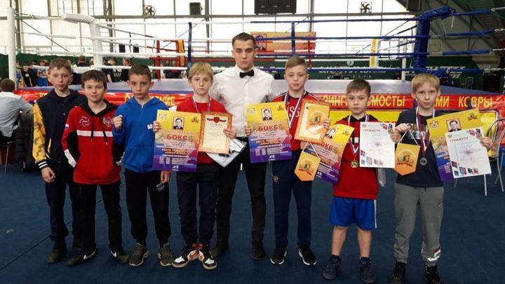 Тульские боксёры завоевали 11 медалей на «Мемориале Бриллиандова» в Рязани