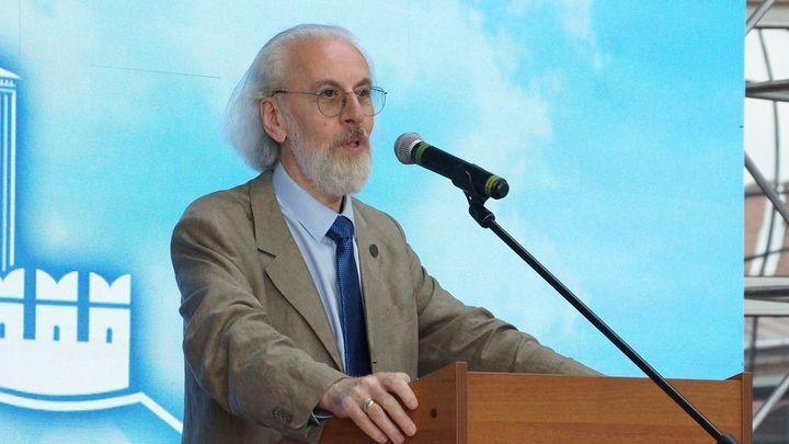 В Туле побывал известный православный исследователь Александр Дворкин