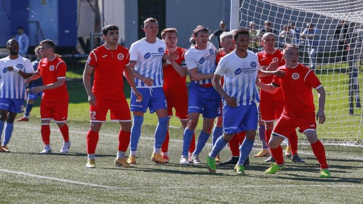 Праздник футбола: Дмитрий Тарасов и Егор Титов сыграли за Новомосковский клуб