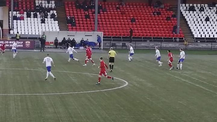 «Химик-Арсенал» разгромил 8:0 молодёжку «Факела»