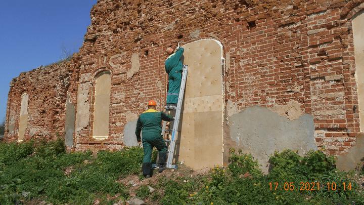 В Щекинском районе законсервируют трёхсотлетний храм