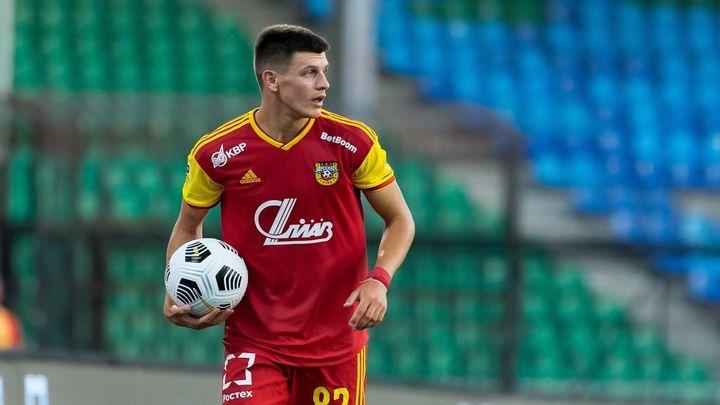 Футболист тульского «Арсенала» вызван в сборную России