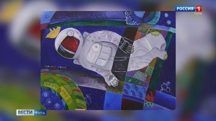 В галерее «Ясная Поляна» открывается выставка Валерия Воробьева «Русский космос»