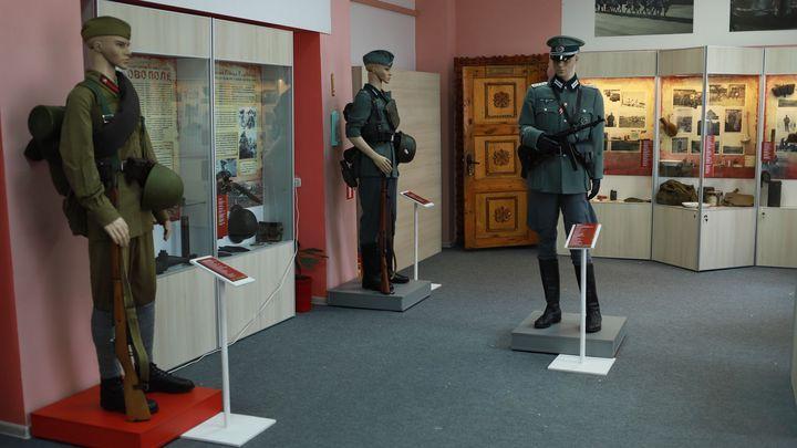 Об обороне Куликова поля в 1941 году туляки расскажут в Белоруссии