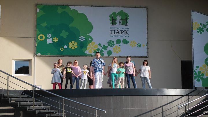 Тульская школа инклюзивного творчества готовится к отчетному концерту
