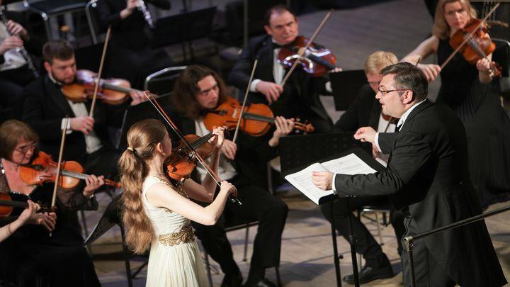 В Туле впервые выступила «Музыкальная сборная России»