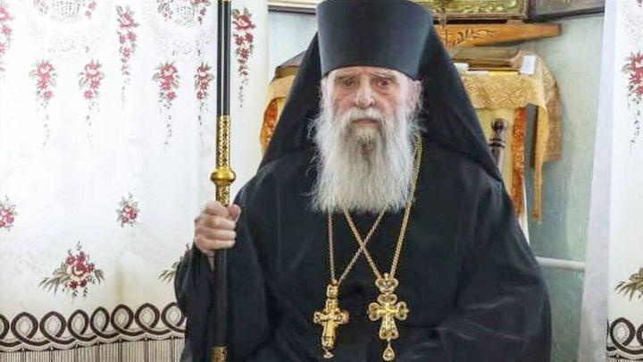 Не стало старейшего клирика Белевской Епархии архимандрита Никона