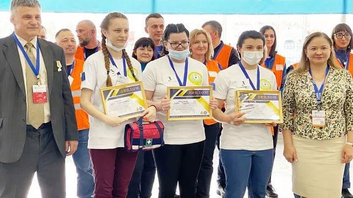 Тульская «Панацея» выиграла всероссийские соревнования по оказанию первой помощи