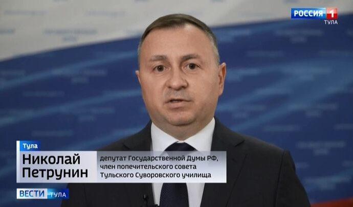Госдума поддержала назначение стипендий суворовцам