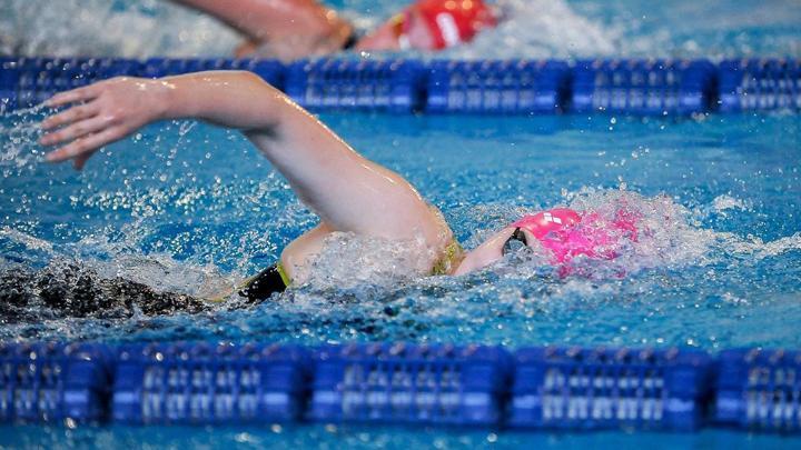 Нина Михайлова успешно выступила на первенстве России по плаванию
