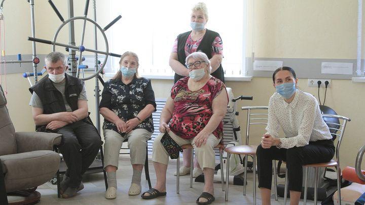 В Тульской области стартовали обучающие программы для пожилых людей
