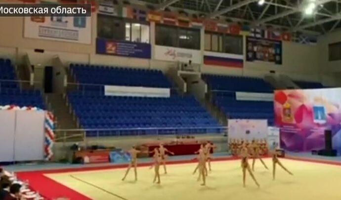 Тульские гимнастки успешно выступили на соревнованиях «Виктория»