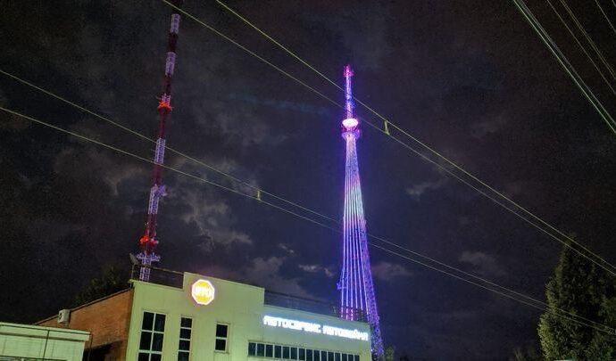 Тульская телебашня ярко отпразднует День радио