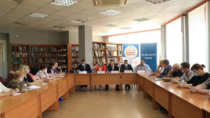 В Новомосковске обсудили важные вопросы сферы ЖКХ