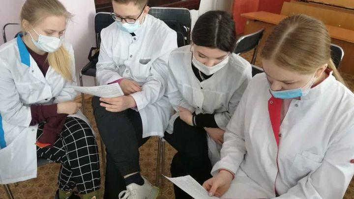 Узловские студенты обсудили «Записки врача» Вересаева